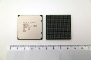 HEVC H265 MB86M31