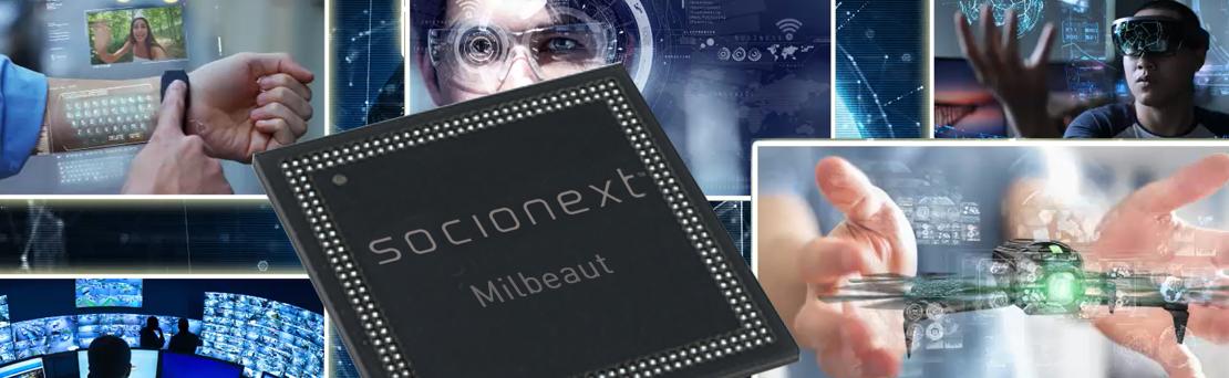 Socionext Milbeaut image processor