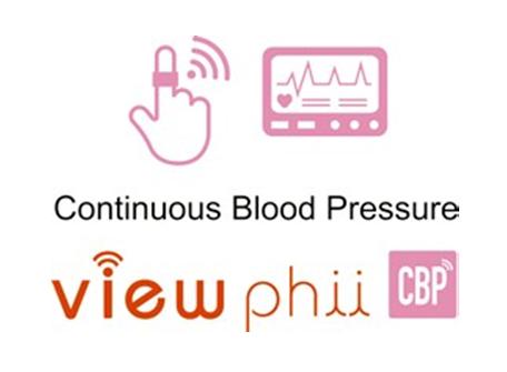 viewphii blood pressure measuring