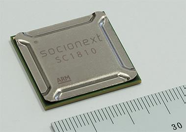 Miranda SC1810 SoC