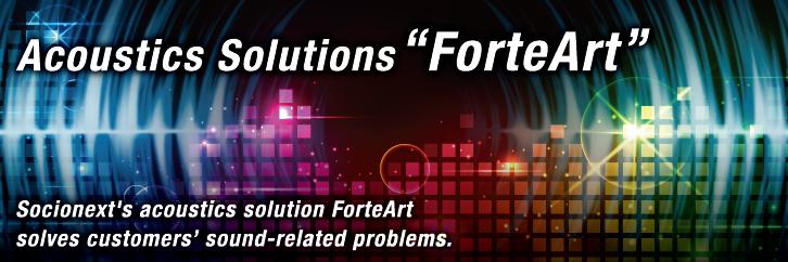 Forte Art 3D Audio Software Solution