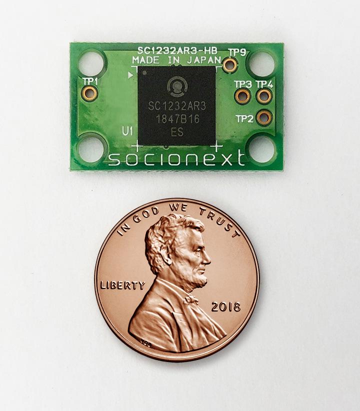 24GHz Electromagnetic Wave Sensor   IoT Solutions   Socionext US