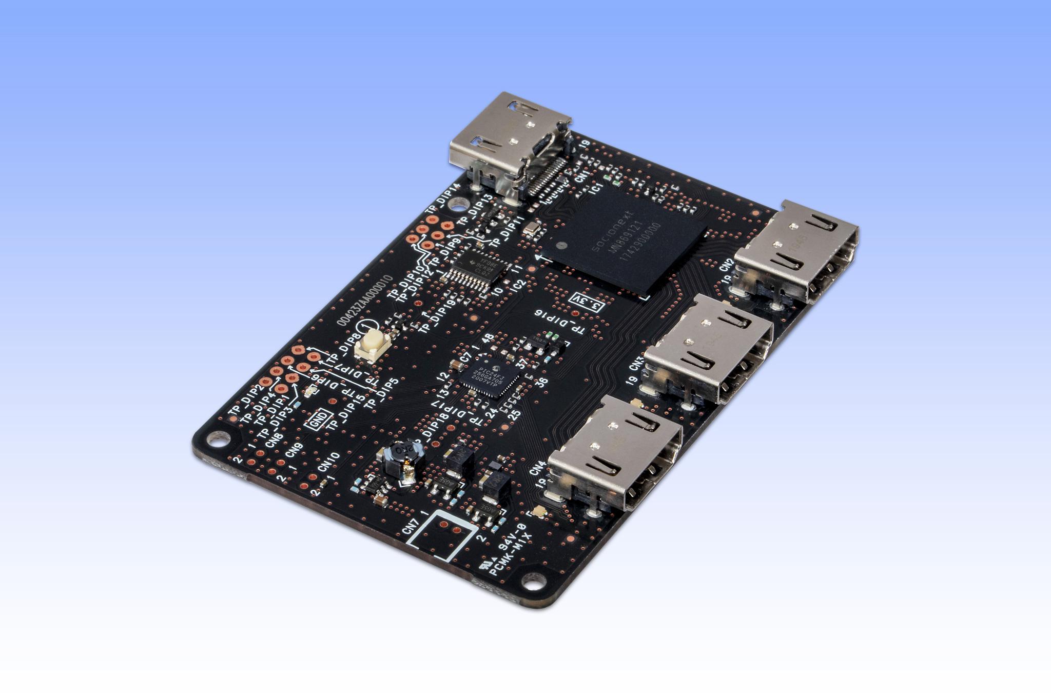 cecTalker HDMI Module