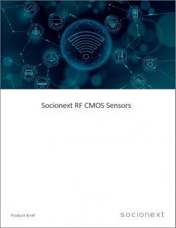 RF CMOS Sensor product brief